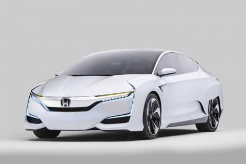 Honda: Νέα γενιά FCV Concept