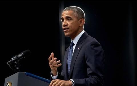 Ομπάμα: «Ποτέ ξανά» μια γενοκτονία όπως το Ολοκαύτωμα