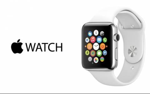 Apple watch: Περιμένεις μέχρι τον Απρίλιο