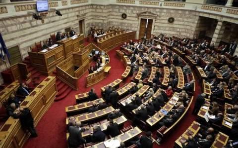 Aυτοί είναι οι καλλιτέχνες στο ελληνικό κοινοβούλιο (photos)