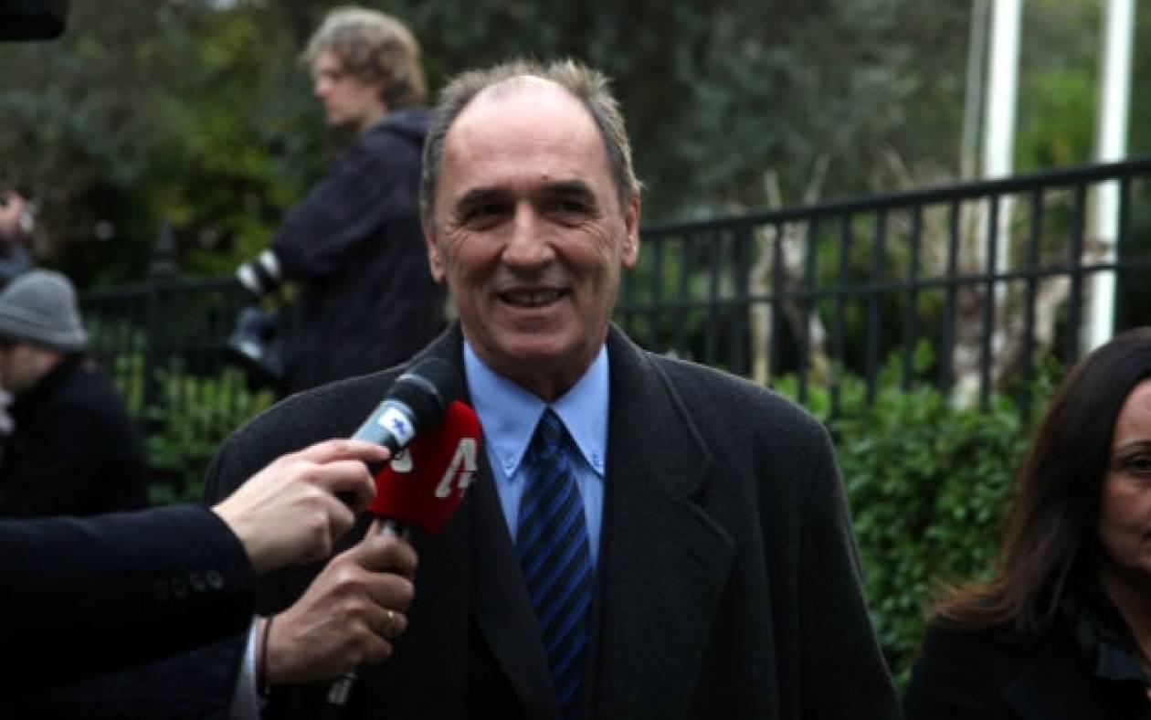 Γιώργος Σταθάκης- προανήγγειλε διευθέτηση του ιδιωτικού χρέους