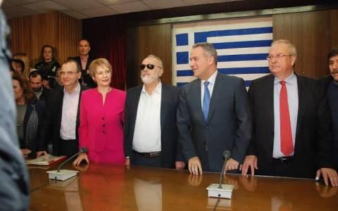 Κυβέρνηση ΣΥΡΙΖΑ: Κουρουμπλής-Θα υπερασπιστούμε το συμφέρον του ελληνικού λαού