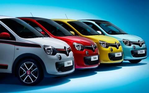 Renault : Πρώτη στην αύξηση πωλήσεων το 2014 στην Ελλάδα