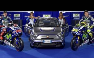 Abarth: Κοντά στη Yamaha MotoGP