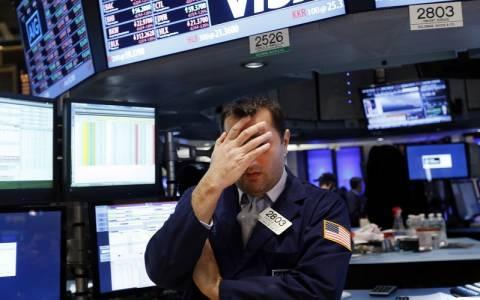 Συνέχισε τις σημαντικές απώλειες η Wall Street