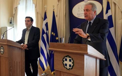 Κυβέρνηση ΣΥΡΙΖΑ: Ανακοίνωση του Μαξίμου για Προεδρία της Δημοκρατίας