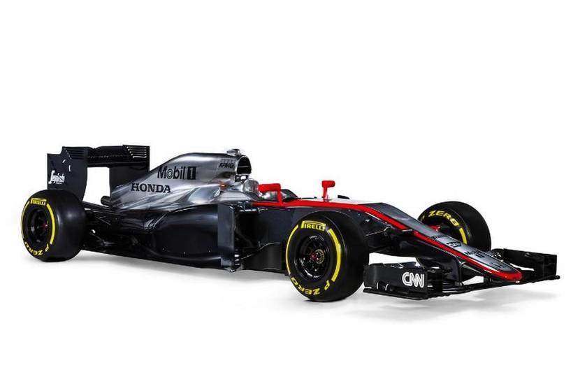 McLaren: Η παρουσίαση του μονοθέσιου του 2015