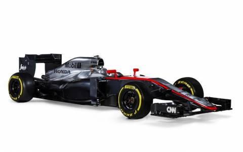 F1: Η παρουσίαση του μονοθέσιου της McLaren για το 2015