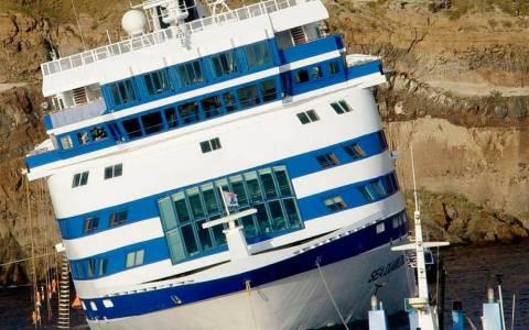 Ξανά στο εδώλιο για το ναυάγιο του κρουαζιερόπλοιου Sea Diamond