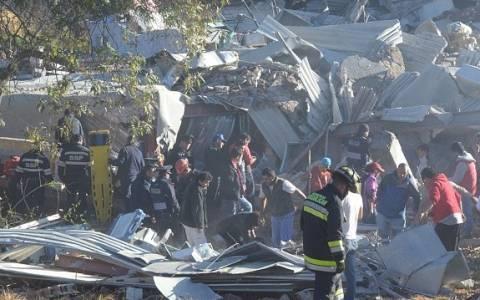 Μεξικό: Επτά νεκροί και πάνω από 50 τραυματίες από έκρηξη σε μαιευτήριο (pics&vid)