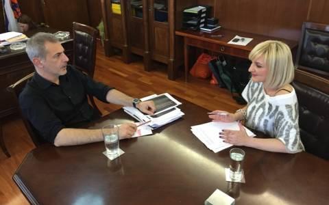 Ο Γ. Μώραλης στην πρώτη του συνέντευξη ως δήμαρχος Πειραιά στο Action24