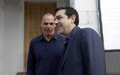 Το καυτό πρόγραμμα της κυβέρνησης ΣΥΡΙΖΑ στα… γερμανικά