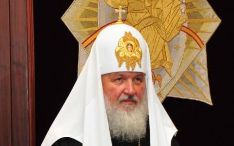 Ο Πατριάρχης Μόσχας Κύριλλος συγχαίρει τον Έλληνα πρωθυπουργό