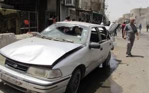 Βαγδάτη: Τουλάχιστον 12 νεκροί από βομβιστικές επιθέσεις