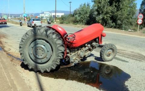 Νεκρός γεωργός στη Χαλκιδική