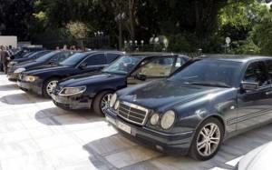 Πωλείται το αξίας 750.000 ευρώ υπουργικό αυτοκίνητο του Βενιζέλου