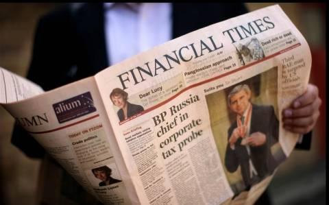 Financial Times: Ο ΣΥΡΙΖΑ φέρνει την αφύπνιση στην Ευρώπη