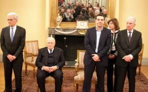 Κυβέρνηση ΣΥΡΙΖΑ: Διαψεύδεται η καταστροφολογία της ΝΔ