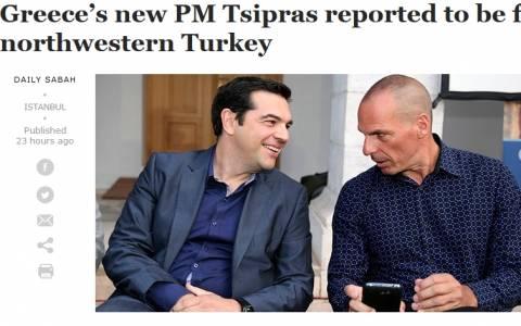 Τι είπε ο Αλέξης Τσίπρας στη συνέντευξή στην Τουρκική Sabah
