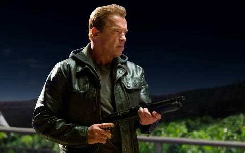 """Ο Terminator άσπρισε αλλά επιμένει: """"I'll be back"""""""