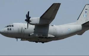 Μεταφορά 53χρονου με αεροσκάφος της ΠA στην Ιταλία