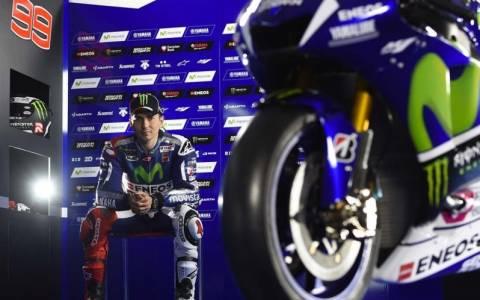 MotoGP: Το νέο κράνος του J.Lorenzo και πως βλέπει το 2015