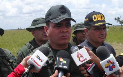 Η Βενεζουέλα κατέρριψε αεροσκάφος που μετέφερε ναρκωτικά