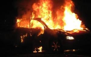 Στις φλόγες τα ξημερώματα ΙΧ στο Ηράκλειο