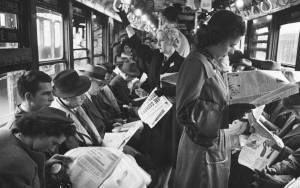 Νέα Υόρκη: Ρετρό φωτογραφίες από το μετρό (photos)