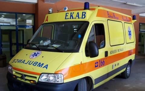 Έβρος: Ανατράπηκε στρατιωτικό πυροσβεστικό όχημα-Δύο τραυματισμοί