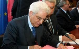 Ο Σέρτζιο Ματαρέλα νέος πρόεδρος της Ιταλίας