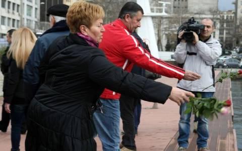 Θεσσαλονίκη: Τρισάγιο στη μνήμη των θυμάτων του Νόρμαν Ατλάντικ (pics)