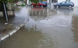 Τρίπολη: Πλημμύρισαν εκτάσεις στο Πέλαγος