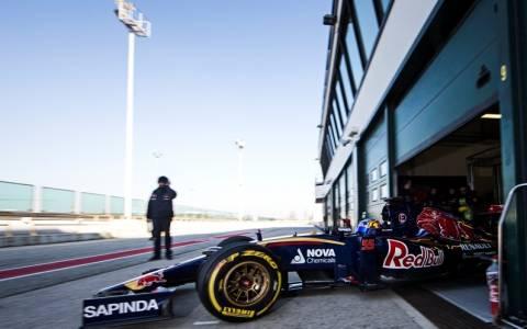 F1: Το πρόγραμμα των πρώτων χειμερινών δοκιμών