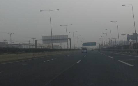 Αφρικανική σκόνη καλύπτει την Αθήνα