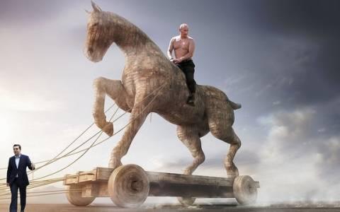 Sunday Times: Η Ελλάδα ως δούρειος ίππος της Ρωσίας