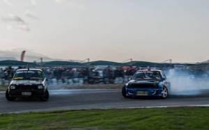 Παν.Πρωτάθλημα Drift: Show στη Νέα Πέραμο