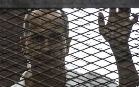 Αίγυπτος: Ελεύθερος ο Πίτερ Γκρεστ - Το Κάιρο διέταξε την απέλασή του