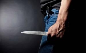 Ένας τραυματίας σε άγρια συμπλοκή με μαχαίρια