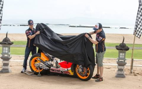 MotoGP: Παρουσίαση της ομάδας Honda