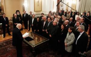 Κυβέρνηση ΣΥΡΙΖΑ: Η διαπραγμάτευση μόλις άρχισε