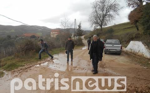Ηλεία: Αποκλεισμένοι οι κάτοικοι στα ορεινά του δήμου Πύργου