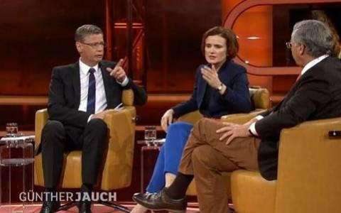 Γερμανία: Σάλος από σχόλιο παρουσιαστή κατά της Ελλάδας