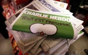 Διακόπτει για λίγες εβδομάδες την κυκλοφορία του το Charlie Hebdo