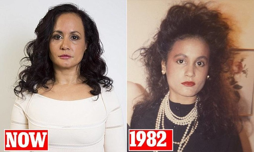 Αυτή η γυναίκα δεν έχει χαμογελάσει εδώ και 40 χρόνια γιατί... (photos)