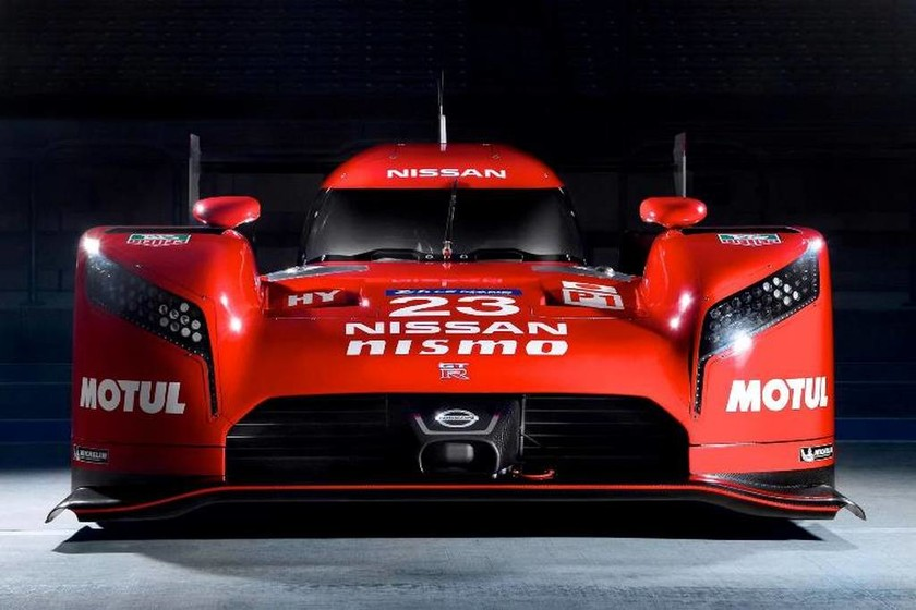 Nissan: Το νέο GT-R LM NISMO