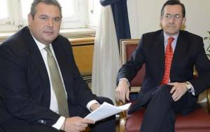 Νικολόπουλος: Έχω πίστη στη νέα κυβέρνηση. Θα νικήσουμε