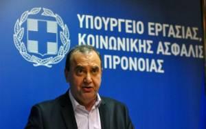 Στρατούλης: Σταδιακή αναπλήρωση των απωλειών στις συντάξεις