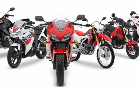 Honda: Νέος Τιμοκατάλογος με προσφορές