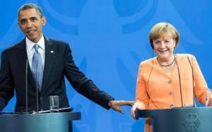 Στις 9 Φεβρουαρίου η συνάντηση Μέρκελ – Ομπάμα με άρωμα… Ελλάδας